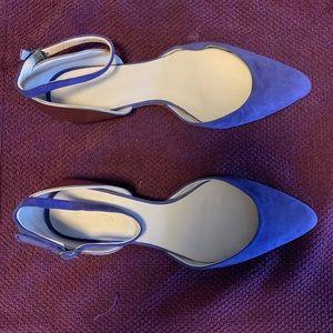Boden Lavender Leather Shoes